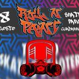 Roll n Paint 2015 dnb O-MURA set (08-Ago)