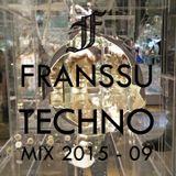 Franssu techno mix 2015-09