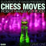 RobotHands vs Flood: Chess Moves - Game 1