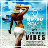 InDeep'nDance Episode 4.17- Summer Vibes- Dj Moshu's Summer Resolution 2017