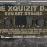 DJ X - Sunset Breakz side x