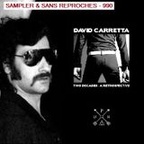 "RADIO S&SR Transmission n°990 -- 14.12.2015 (Top Of The Week ""DAVID CARRETTA"")"
