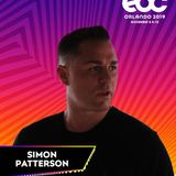 Simon Patterson - Electric Daisy Carnival, Orlando United States (10/11/2019)