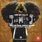 Soul Circle Radio Show Presents Joomanji x Ryan Baysa Live #123