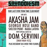 Sounddhism podcast #19 - Dom Servini