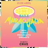 ::: Oiôba ::: Baile MaracuJália 25 Abril ::: Shrumate Live :::