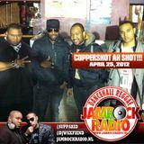 JAMROCK RADIO APRIL 25, 2012: COPPERSHOT AH SHOT!!!
