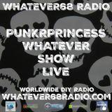 PunkrPrincess Whatever Show-random broadcast recorded live 10/6/2017 only @whatever68.com