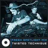 Fresh Spotlight Mix #3 (Mixed by Twisted Technique)