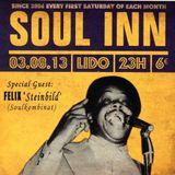 At The Soul Inn Berlin   Promo Mix 08/2013   by Felix Steinbild Soulkombinat