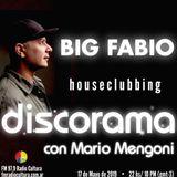 BIG FABIO y CESAR BLANCO en DISCORAMA # 272