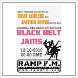 Black Belt Jams #2 - DJ James Sims Guest Mix