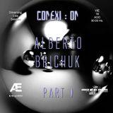 Alberto Brichuk (Live) @ Conexi-On Part I (2017-08-18) at Azlack Room Studio