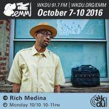 Rich Medina 2016 EMM
