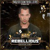Noisecontrollers – Rebellious Promo Mix