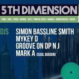 5th Dimension - Oct 2017 - Mark A (Soul Buggin)