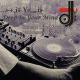 Karim Youssif - Deep in Your mind - Live Exclusive Deep mix @ Radio Djsline ( 5-11-2016)