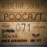 Addictive Sounds Podcast 071 (01-02-2015) (Part 2)