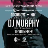 Argon Ovc @ ResetClub Zaragoza Warm-up (20-09-2013)