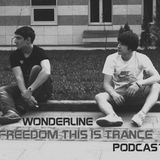 Freedom this is Trance Podcast # 001