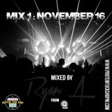 November 2016 - The Protein Tuck Shop NI Workout Mix by Ryan A