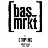 BARBUTO @ [bas Mrkt] Empire Control Room & Garage