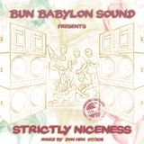 Bun Babylon Sound - Strictly Niceness Vol.2 (AUG 2012)