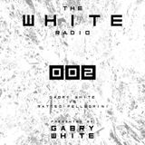 White Radio 002 - (Gabry White vs Matteo Pellegrini)