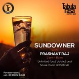 Prashanth Raj B2B Vishwajeet at Tabula rasa Hyderabad