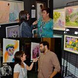 """""""Passió per la pintura"""" i """"Personal Universe"""", pintura i il•lustració  en un mateix espai."""