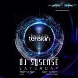 Tension 011 mixed live on Element8Radio