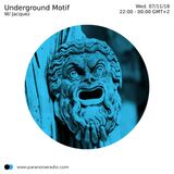 Underground Motif #S06E01 - Jacquez - 07/11/18