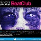 Beat Club Pres. COYU - Alex ElVíl (Resident) @ Beat Lounge Radio #18 (13.04.13)