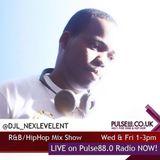 DJ L on Pulse 88 Radio New R&B Hip-Hop & Trap Friday 16th October 2015
