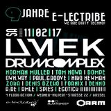 Paul Groove @ 9 Jahre e-lectribe - A.R.M. Kassel - 11.02.2017