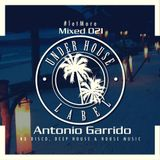#letMore Mixed 021 by Antonio Garrido ( Under House Label )