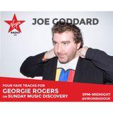 Georgie Rogers' Music Discovery with Joe Goddard 11th June 2017 on Virgin Radio