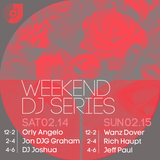 Orly's Valentine Mix 2015 – Part 2 at Josey Records
