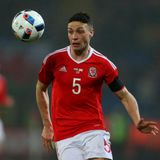 ALBION RADIO AT THE EUROS: James Chester