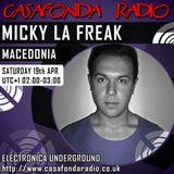 MICKY LA FREAK // MACEDONIA // NEARDUSK SHOWCASE 19-04-2014 02:00