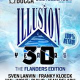 dj's Franky Kloeck & Wout @ Bocca - 30 Years Illusion 09-12-2017