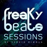Freaky Beats Sessions #2 By Sergio Rímola Radio Saturn Show