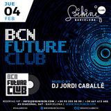 "Live Set by DJ Jordi Caballé: ""BCN Future Club"" Made in BIKINI Club Barcelona - February 4th 16"