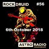 Rock Druid #56 - 6th October  2018