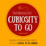 Curiosity to Go  Ep. 1: 2017.05.17 - Fiction & Empathy