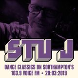 Stu J's Dance Classics Show 20-3-2019