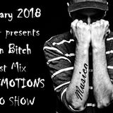 RAVE EMOTIONS RADIO SHOW (13RaVeR) - 17.01.2018. Orman Bitch Guest Mix @ RAVE EMOTIONS