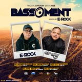 The Bassment w/ DJ P-Jay 01.19.18 (Hour One)