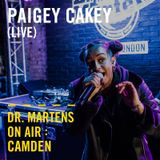 Paigey Cakey (Live) | Dr. Martens On Air: Camden