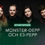 NYHETER: Monster-depp och E3-pepp